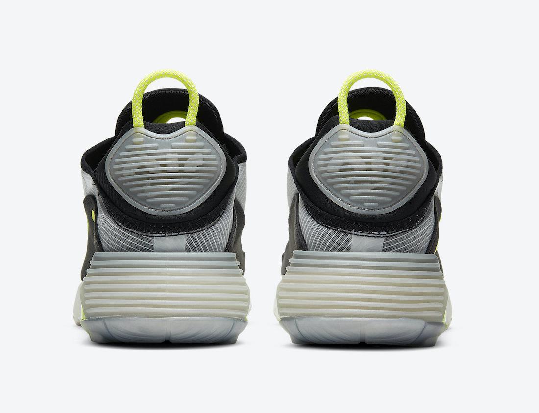 Nike Air Max 2090 Lemon Venom CT1803-001 Release Date Info