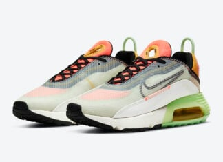 Nike Air Max 2090 Vapor Green Atomic Pink CZ3867-100 Release Date Info