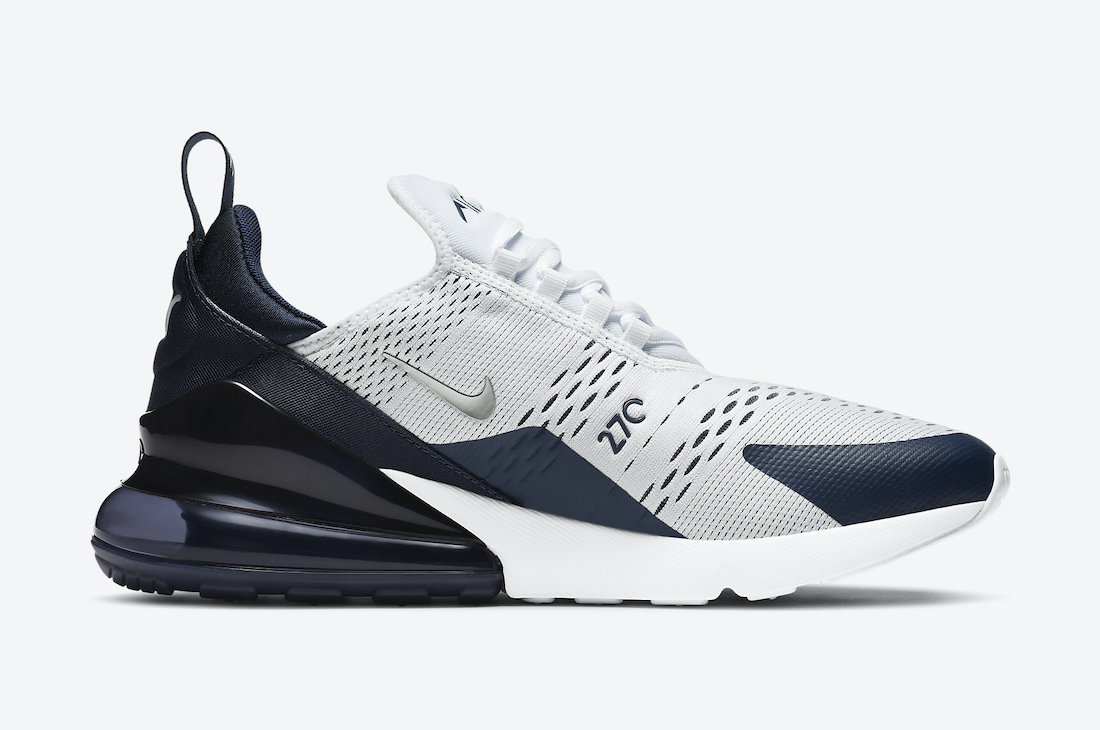 Nike Air Max 270 Midnight Navy DH0613-100 Release Date Info