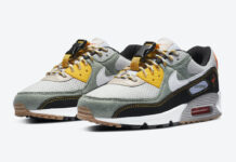 Nike Air Max 90 Compass Logo DC2525-300 Release Date Info