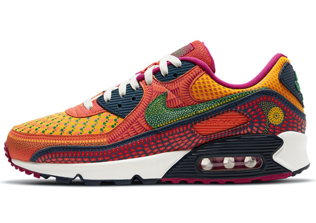 Nike Air Max 90 Day of the Dead Release Date Info