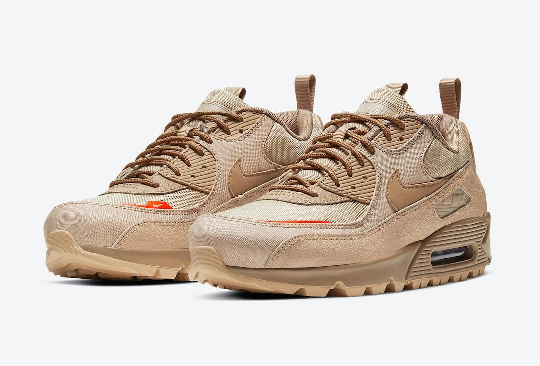 Nike Air Max 90 Surplus Desert CQ7743-200 Release Date Info