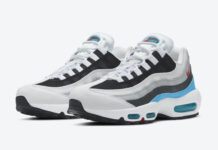 Nike Air Max 95 Glass Blue CV6971-100 Release Date Info