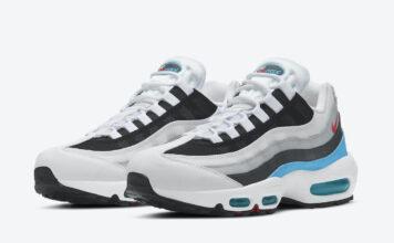 Nike Air Max 95 Glass Blue CV6971-100 Release Date Info