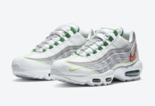 Nike Air Max 95 NRG White Classic Green Electric Green CU5517-100 Release Date Info