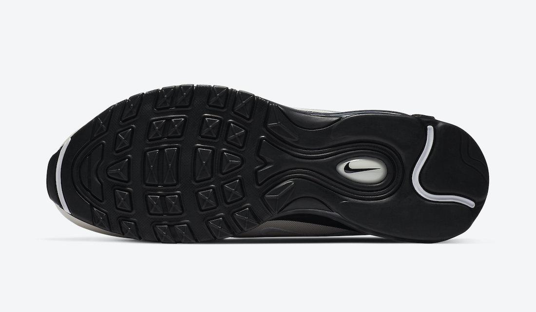 Nike Air Max 97 Light Bone Black DH0861-100 Release Date Info