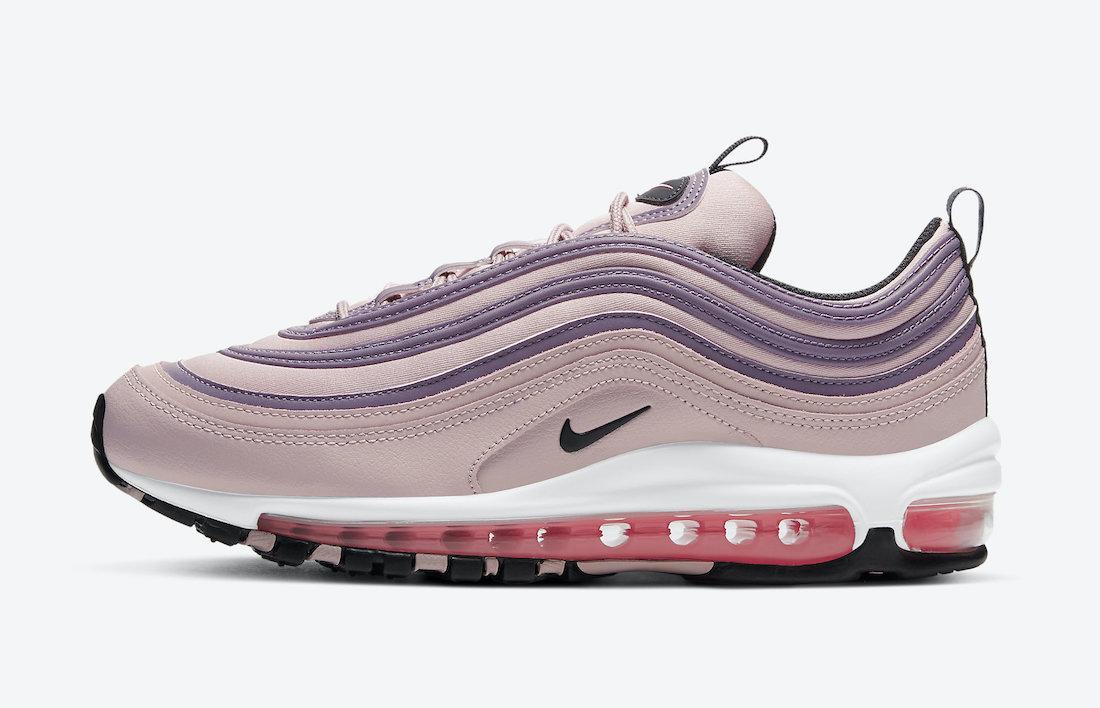 Nike Air Max 97 Pink Purple Black DA9325-600 Release Date Info