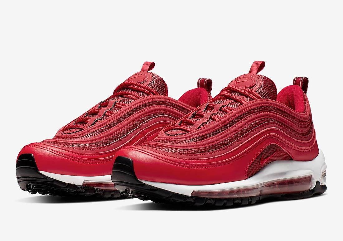 Nike Air Max 97 University Red CQ9896-600 Release Date Info ...