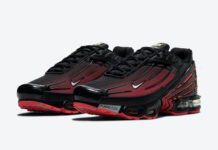 Nike Air Max Plus 3 III Radiant Red CT1693-002 Release Date Info
