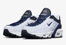 Nike Air Max Tailwind 5 SP White Navy CU1704-100 Release Date Info