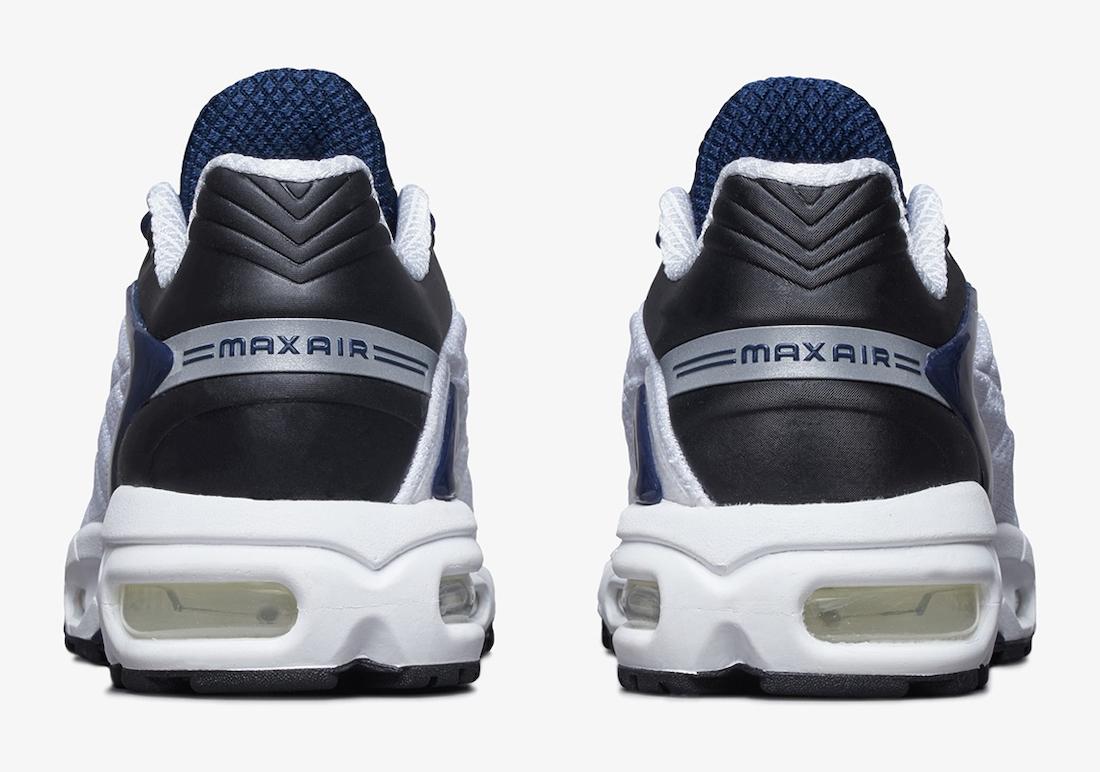 Nike Air Max Tailwind 5 SP White Navy CU1704-100 Release Date Info