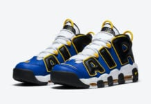 Nike Air More Uptempo Peace Love Basketball DC1399-400 Release Date Info