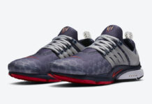 Nike Air Presto USA Navy CJ1229-400 Release Date Info