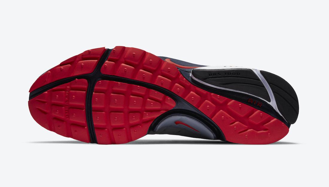 Nike Air Presto USA Navy CJ1229-400 Release Date Info