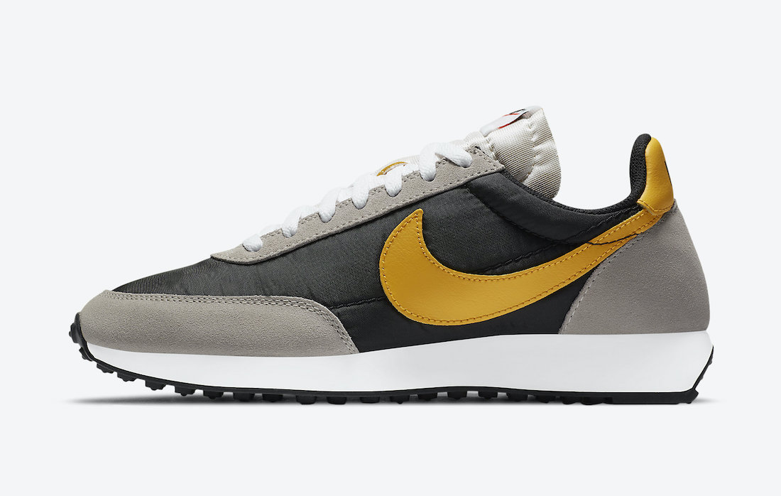 Nike Air Tailwind 79 Black Grey University Gold 487754-014 Release Date Info