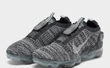 Nike Air VaporMax 2020 Oreo Black White CT1823-001 Release Date Info