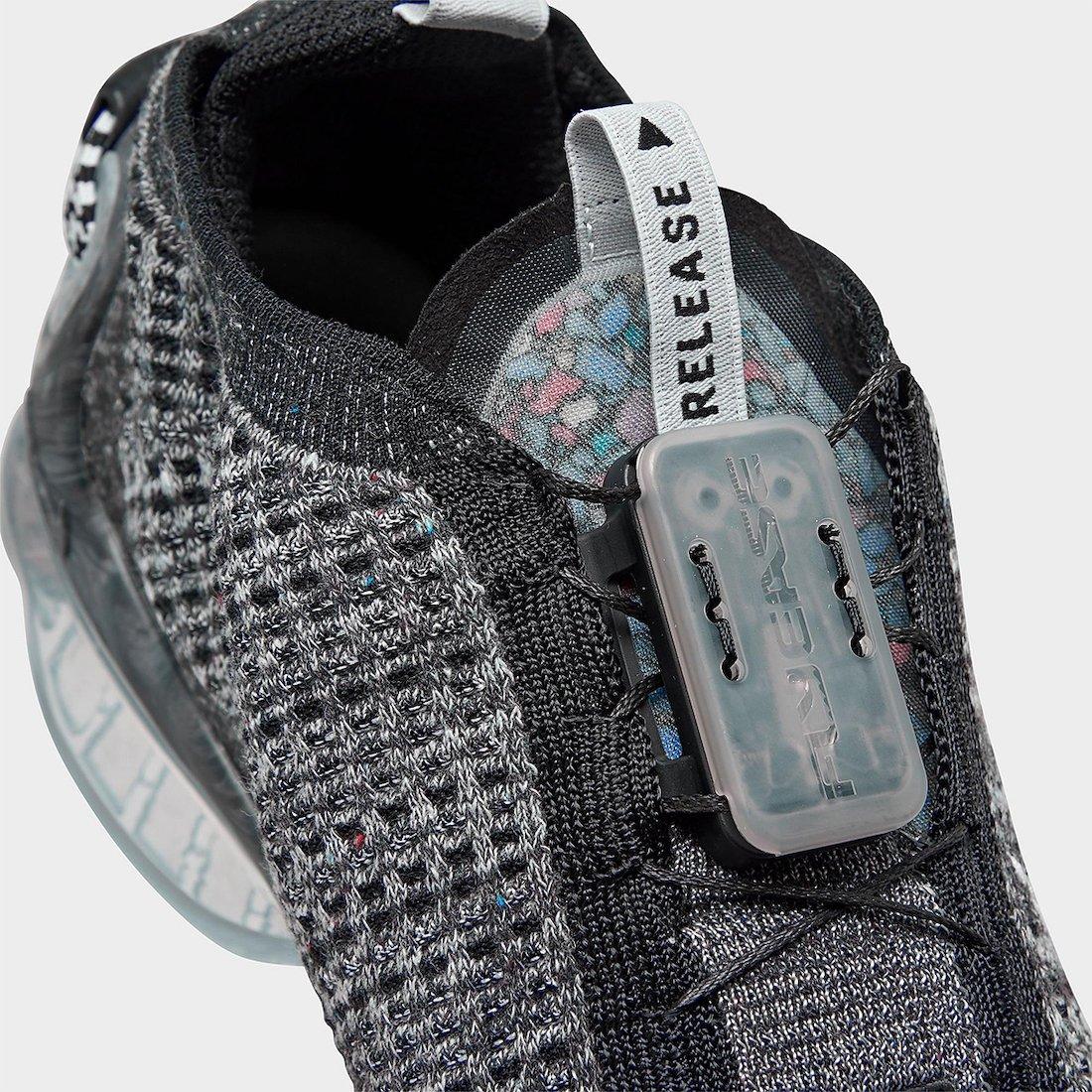 Nike Air VaporMax 2020 Oreo Black White CT1823-001 Release Date Info