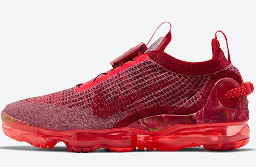 Nike Air VaporMax 2020 Team Red Gym Red Crimson Release Date