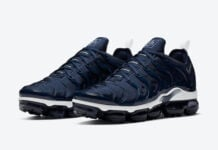 Nike Air VaporMax Plus Midnight Navy DH0611-400 Release Date Info
