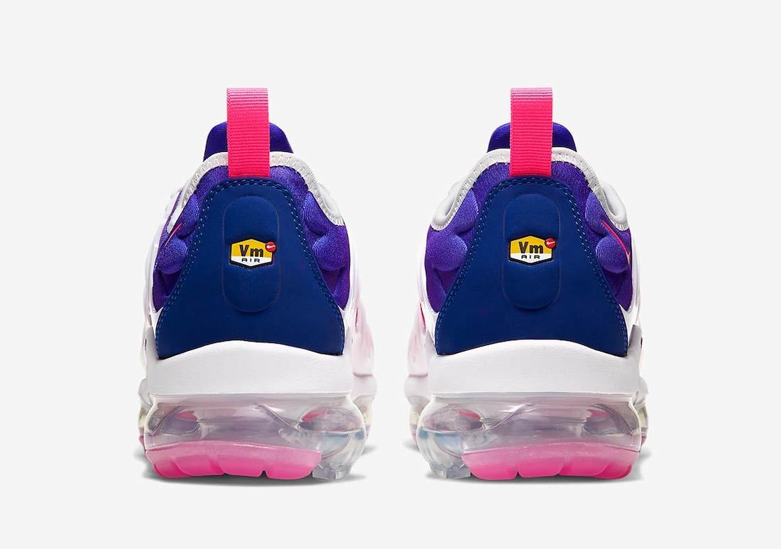 Nike Air VaporMax Plus SE Pink Blast Concord DC2044 900 Release Date Info