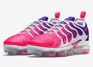 Nike Air VaporMax Plus SE Pink Blast Concord DC2044 900 Release Date Info