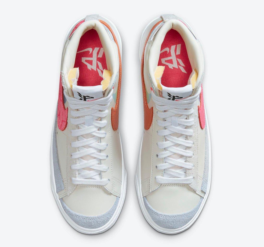 Nike Blazer Mid Shanghai DC0707-164 Release Date Info