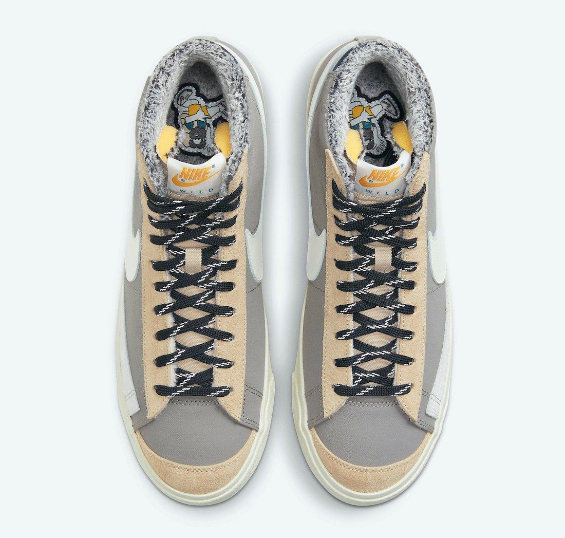 Nike Blazer Mid Wild DC5269-033 Release Date Info