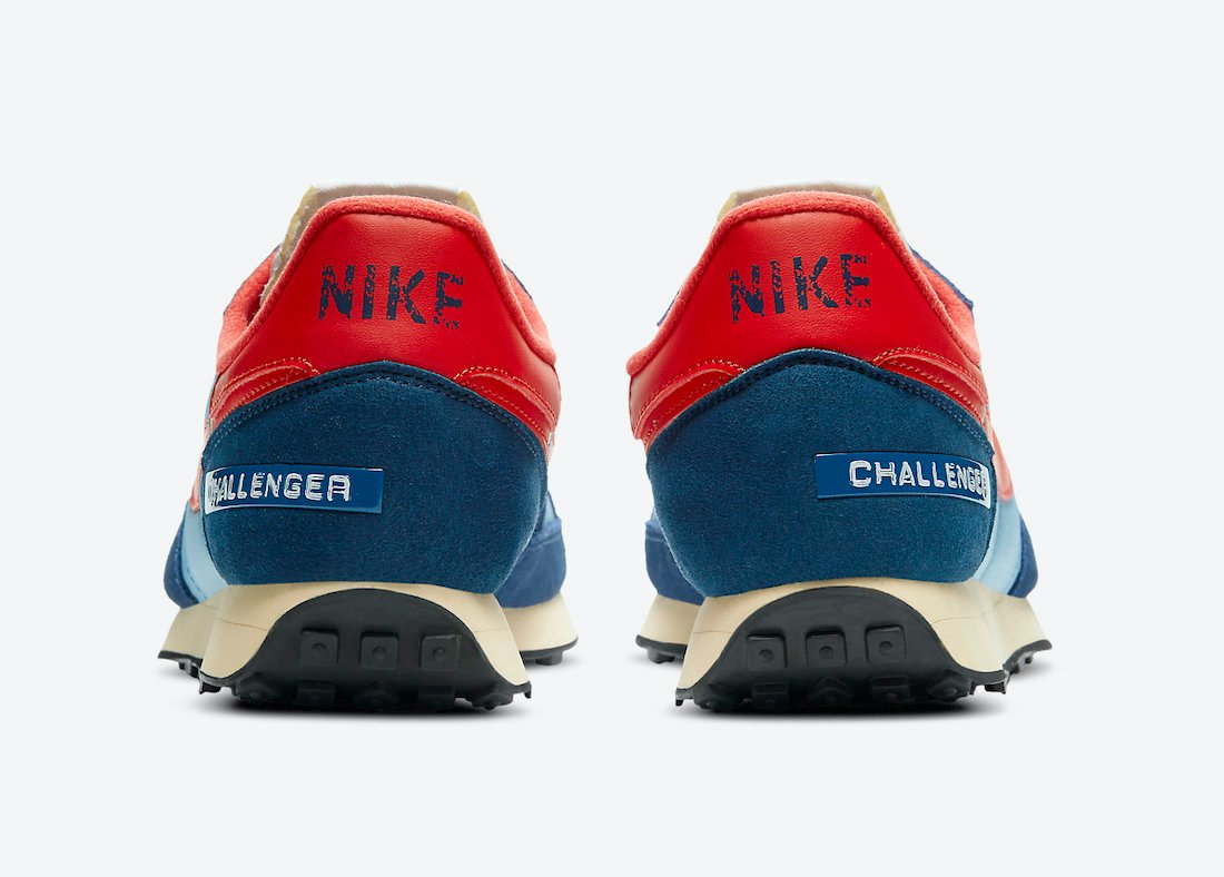 Nike Challenger OG Light Blue Habanero Red DC5214-422 Release Date Info