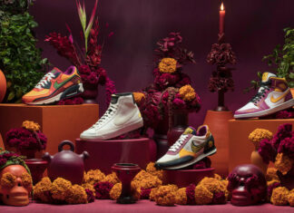 Nike Day of the Dead 2020 Collection Release Date Info