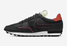 Nike Daybreak Type Black Team Orange DA4654-002 Release Date Info