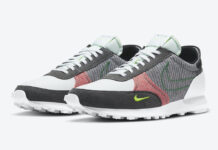 Nike Daybreak Type Grey Green White DB4636-022 Release Date Info