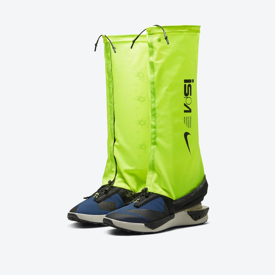 Nike Drifter Gator ISPA Coastal Blue CI1392-400 Release Date Info