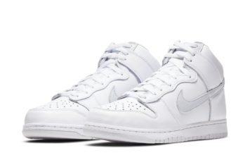 Nike Dunk High White Pure Platinum CZ8149-101 Release Date Info