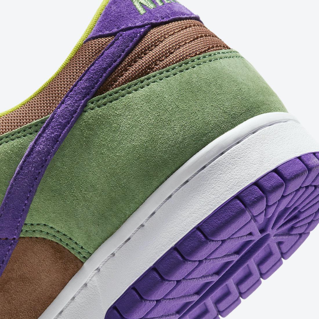 Nike Dunk Veneer DA1469-200 Release Info