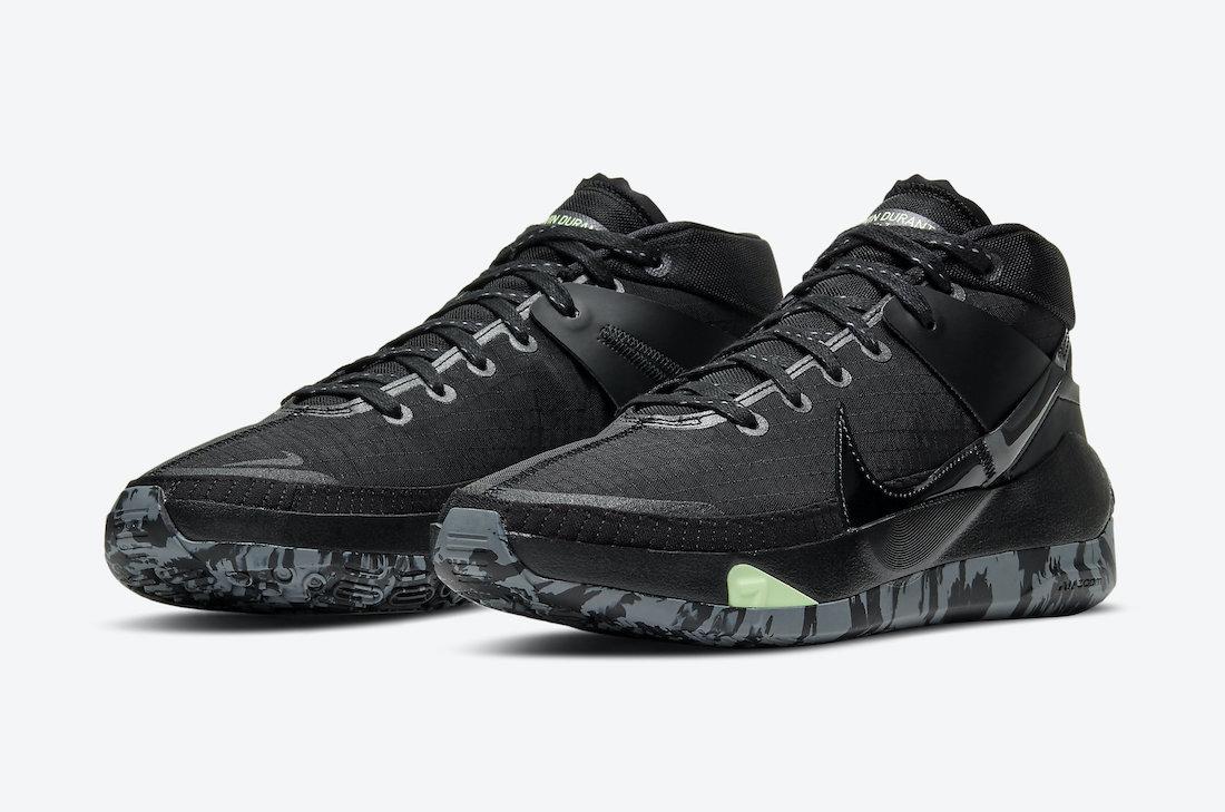 Nike KD 13 Black Dark Grey CI9949-006 Release Date Info