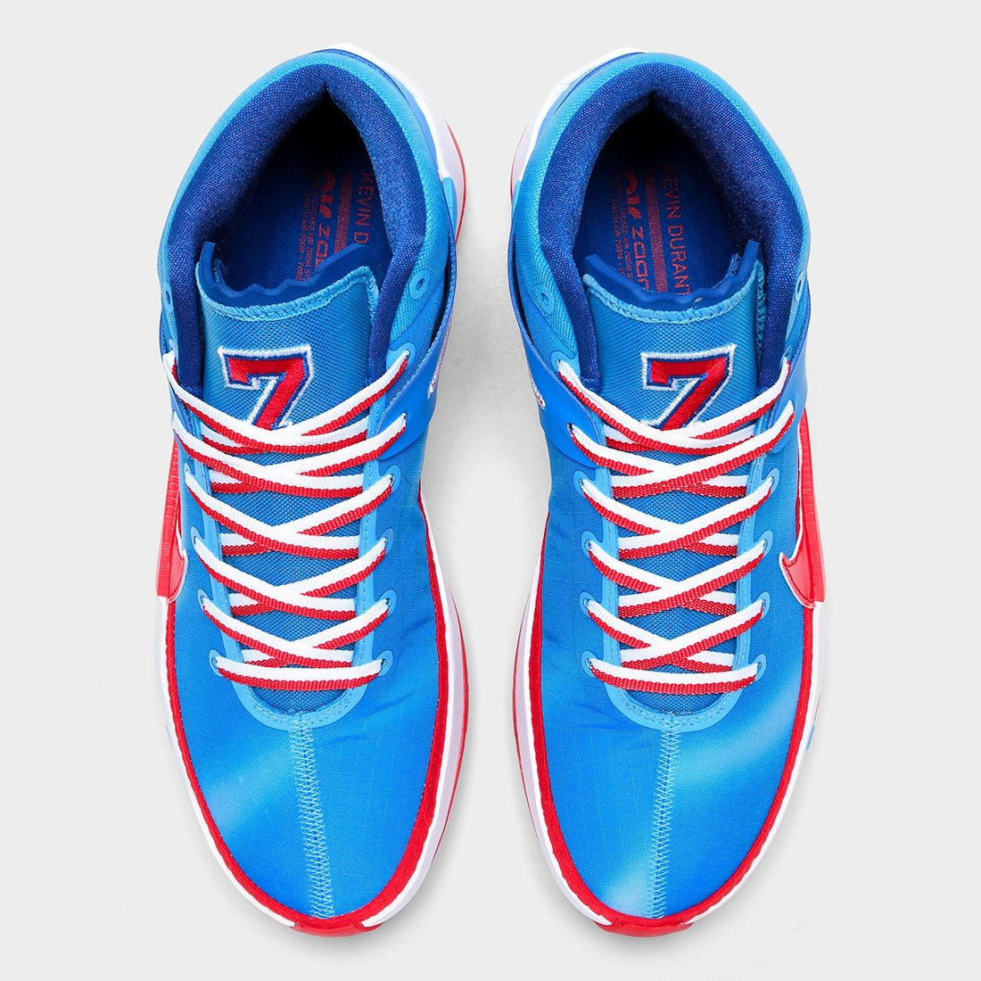 Nike KD 13 University Blue University Red White Release Date Info