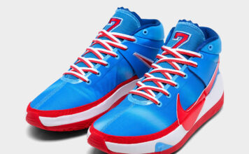Nike KD 13 University Blue University Red White Release Date Info