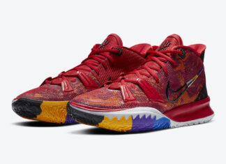 Nike Kyrie 7 Icons of Sport DC0589-600 Release Date Info