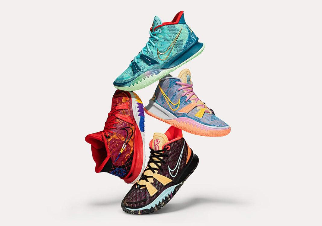Nike Kyrie 7 Pre-Heat Mystery Box Release Date Info