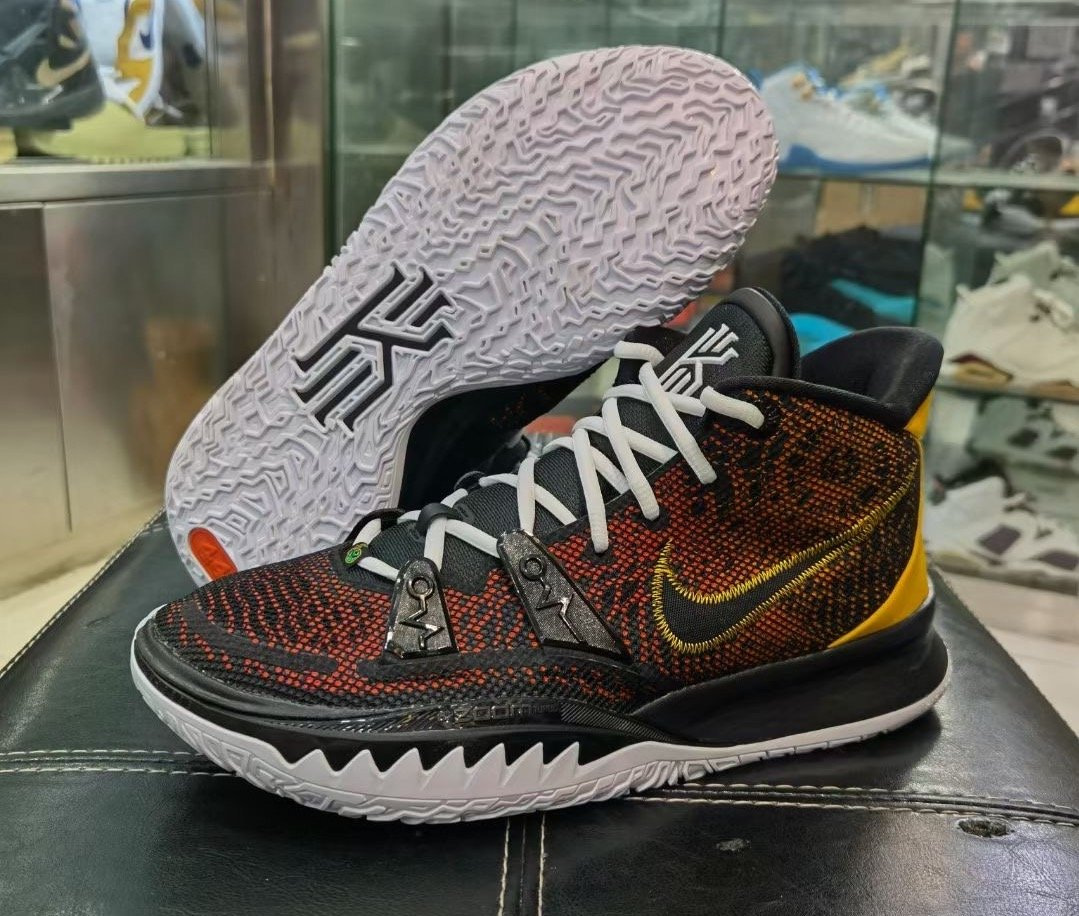 Nike Kyrie 7 Raygun CQ9327-003 Release Date