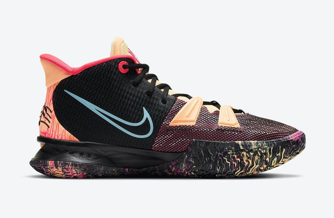 Nike Kyrie 7 Soundwave DC0589-002 Release Date Info