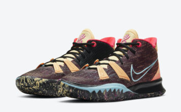 Nike Kyrie 7 Soundwave DC0589-002 Release Date Info