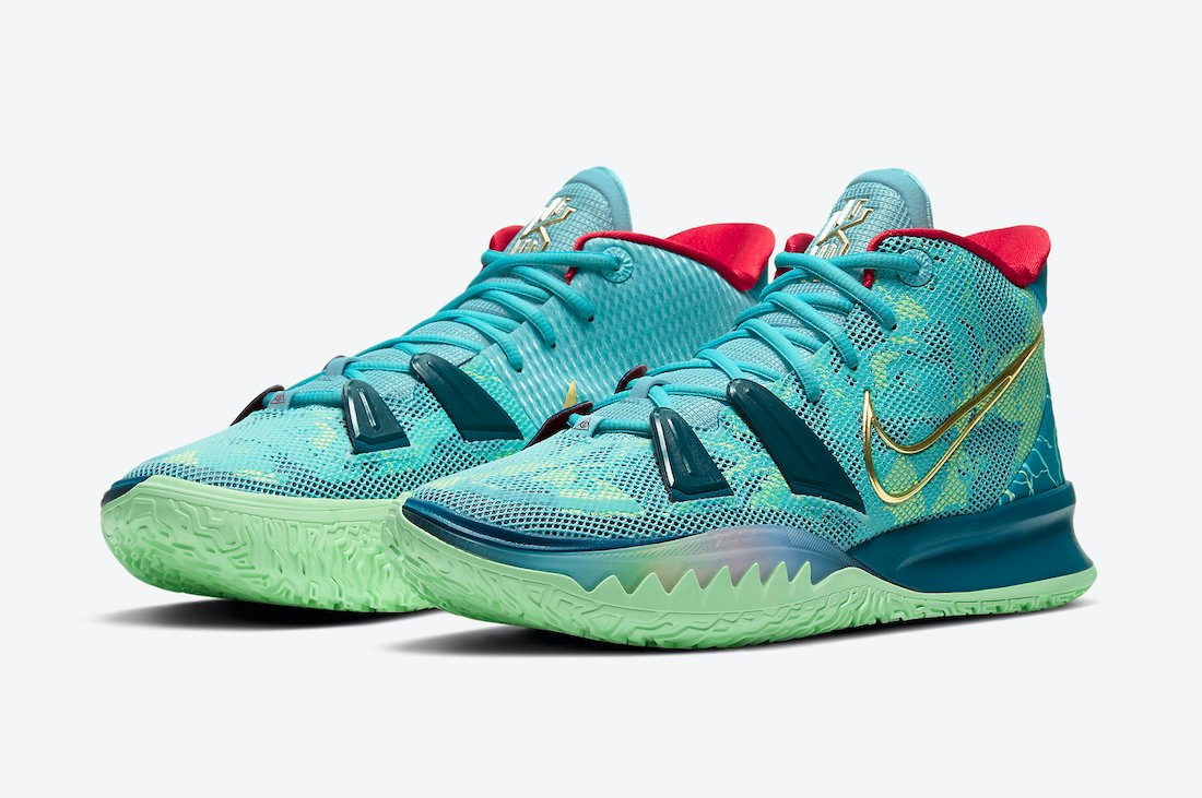Nike Kyrie 7 Special FX DC0589-400 Release Date Info