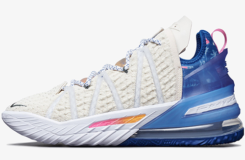 Nike LeBron 18 Los Angeles By Day Release Date