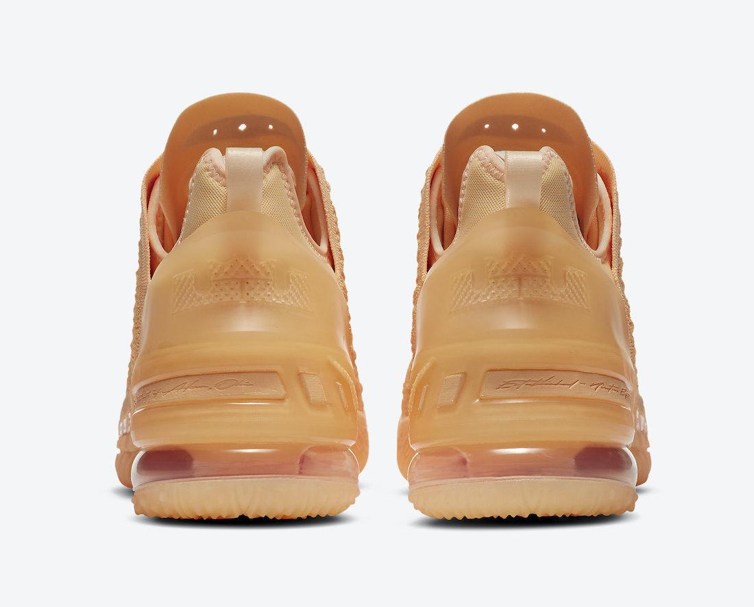 Nike LeBron 18 Melon Tint DB8148-801 Release Date Info