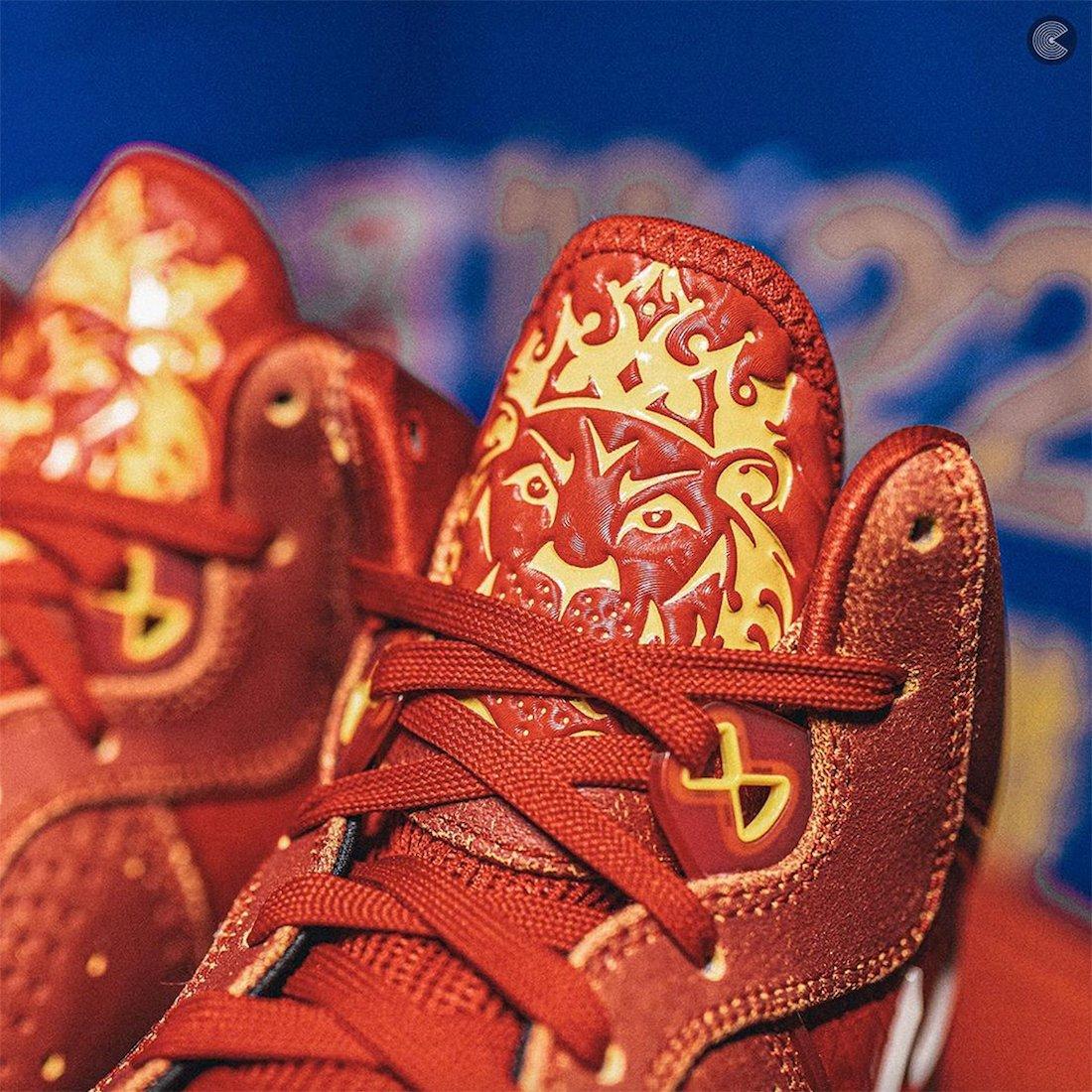 Nike LeBron 8 18 Beijing Pack Release Date Info