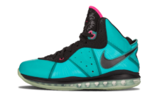 Nike LeBron 8 South Beach CZ0328-400 2021 Release Date Info