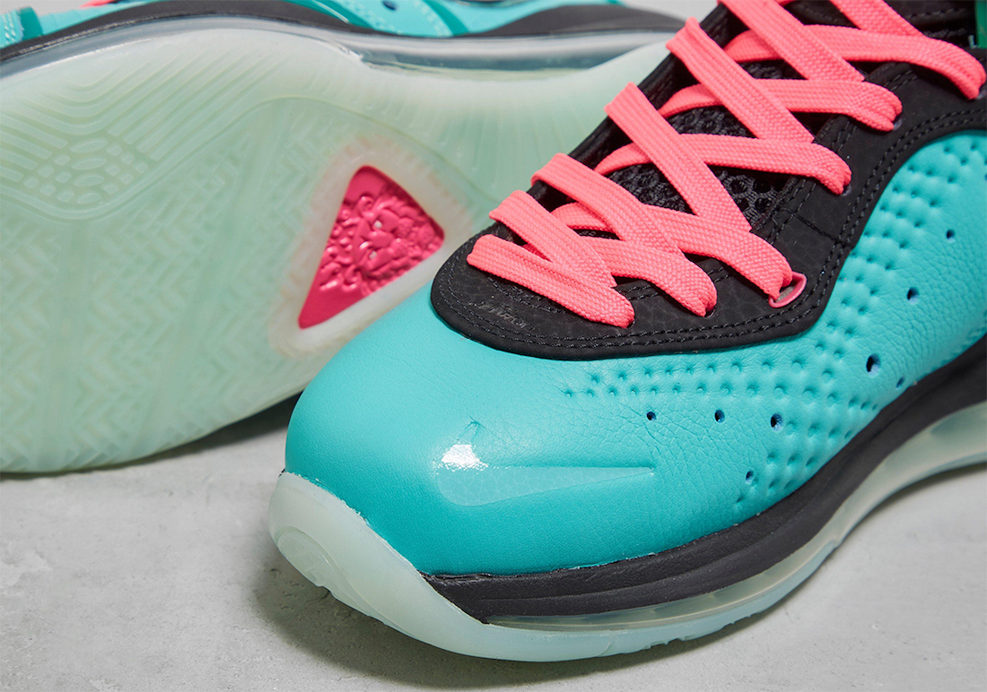 Nike LeBron 8 South Beach CZ0328-400 Release Date