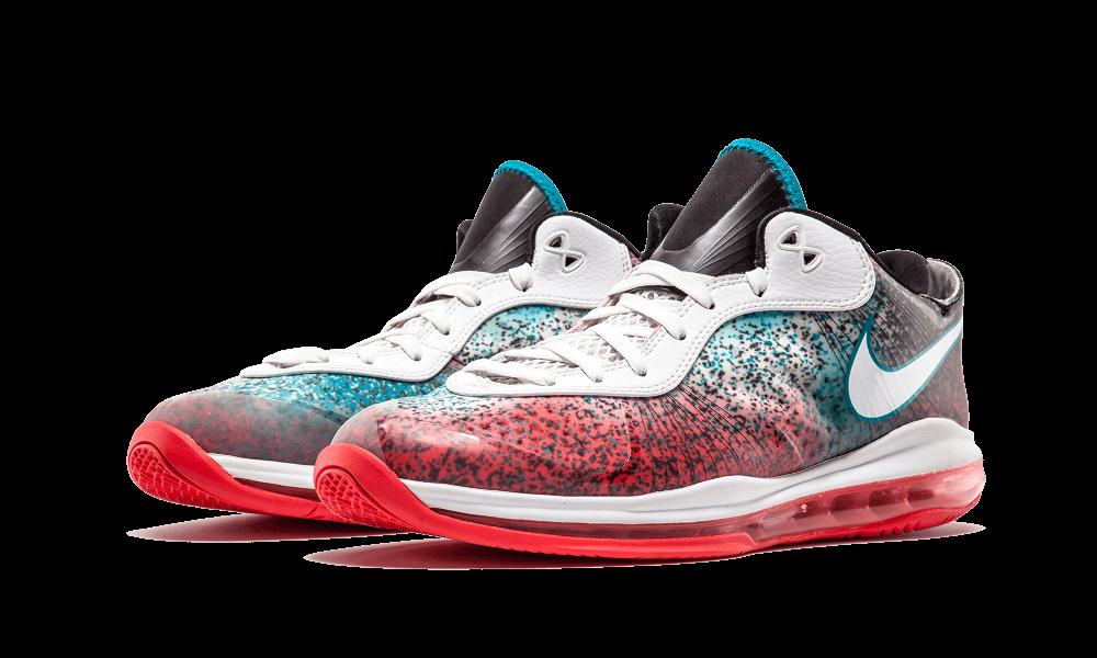 Nike LeBron 8 V2 Low Miami Nights DJ4436-100 2021 Release Date Info