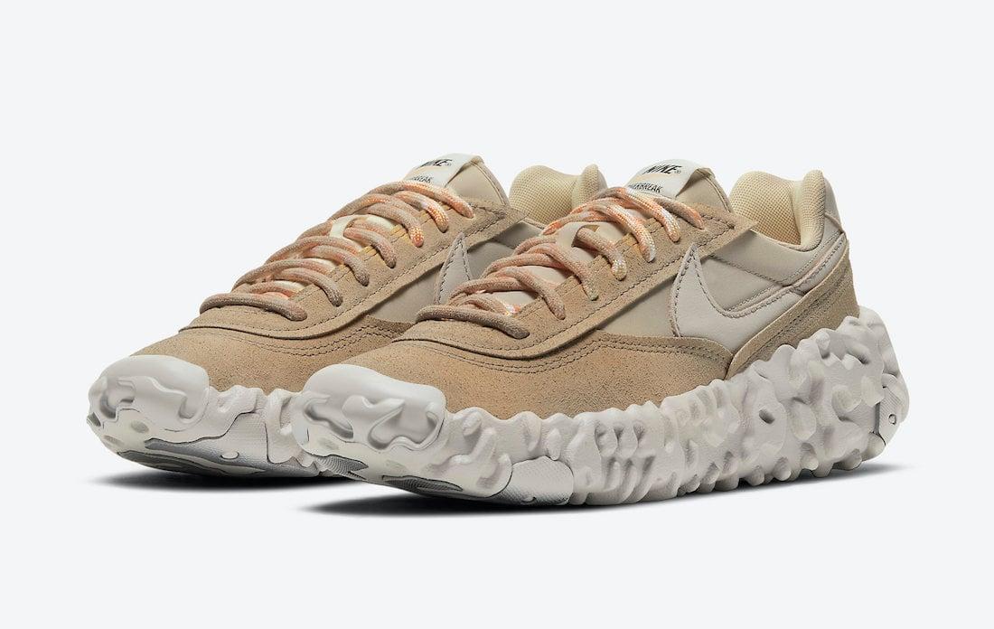 Nike OverBreak SP Tan Grey DA9784-001 Release Date Info